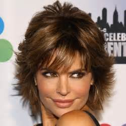 cutting rinna haircut how to get lisa rinna s hairstyle 13 steps ehow