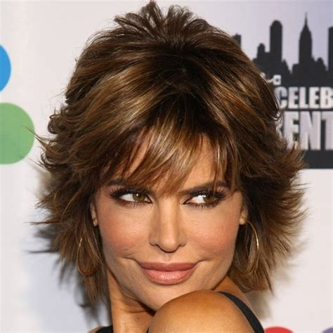 lisa rinna long layered hair how to get lisa rinna s hairstyle 13 steps ehow