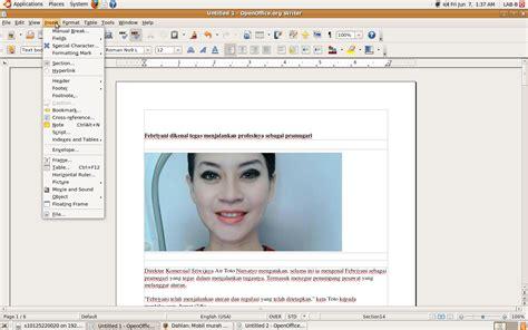cara membuat halaman pada word 2013 cara membuat nomor halaman di word processor primaya