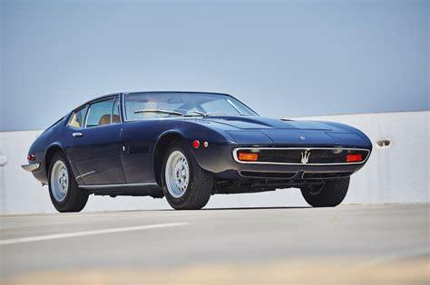vintage maserati ghibli 1970 1973 maserati ghibli ss supercars