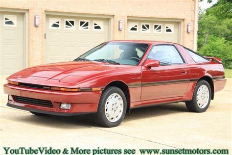 1988 toyota supra for sale 1988 toyota supra riverside sale mitula cars