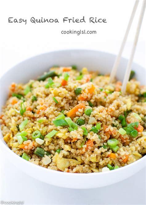 cooking light quinoa recipes 20 light and easy quinoa recipes