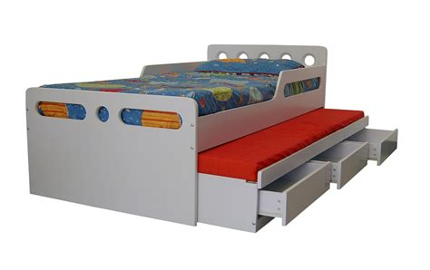 king single bed frame boys childrens