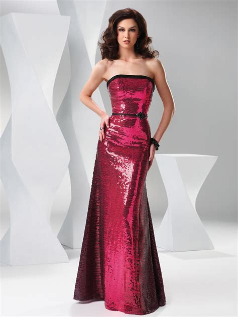 Evening Dressers by For Dress Shopping 10 Sparkling Sequined Evening Gowns