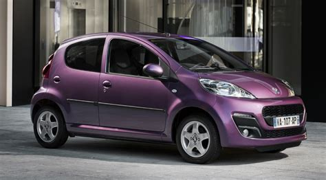 peugeot 109 for sale peugeot 107 facelift 2012 official pictures car