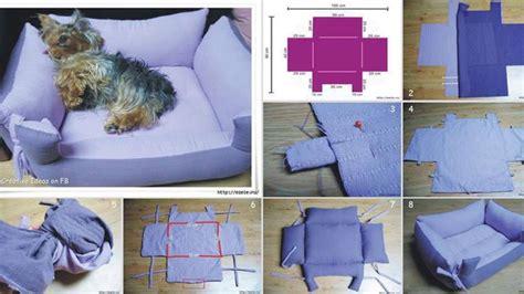 diy dog bed pillow diy dog bed pets pinterest