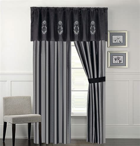 gray and black curtains curtains ideas 187 sheets as curtains inspiring pictures