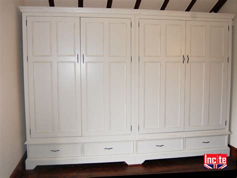 Wardrobe Fitment custom made painted wardrobe fitments by incite draycott
