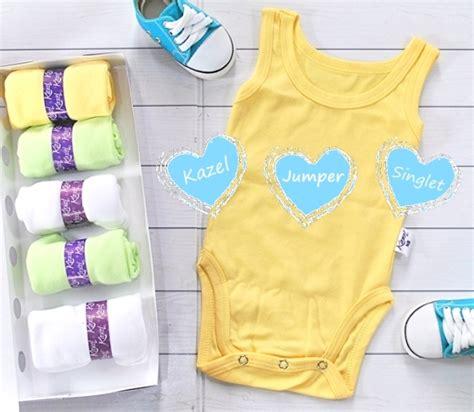 Kazel Jumper kazel jumper dan singlet jumper bayi adem dan lucu