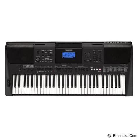 Keyboard Tunggal Murah jual yamaha keyboard tunggal psr e453 murah bhinneka