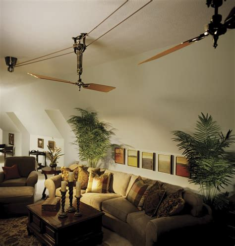 Fan Belt Beat 5 creative and beautifully crafted ceiling fan to beat the
