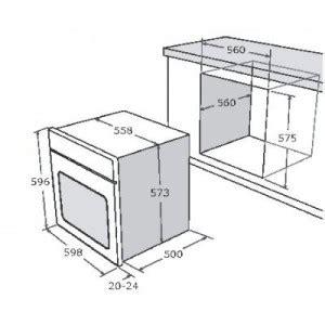 Formidable Meubles Pour Four Encastrable #3: Installation-et-ergonomie-du-four-encastrable-300x300.jpg