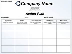 simple business plan template sle with company