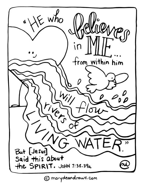 Can You Use Love To Shop Gift Card Online - i m praying a new prayer rivers of living water printable coloring page marydean draws
