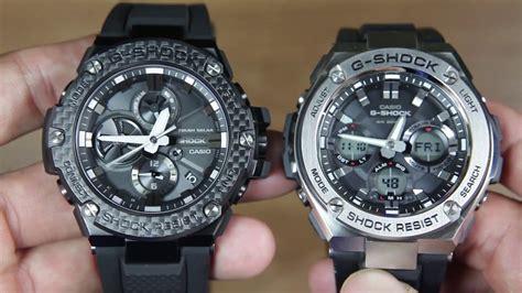G Shock Gst S110 casio g shock g steel gst b100x 1a vs g steel gst s110 1a