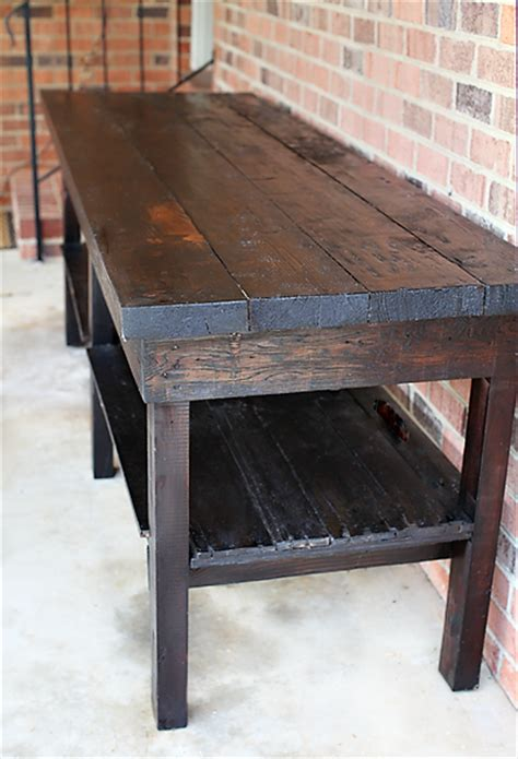 diy buffet table woodworking diy outdoor buffet table plans pdf