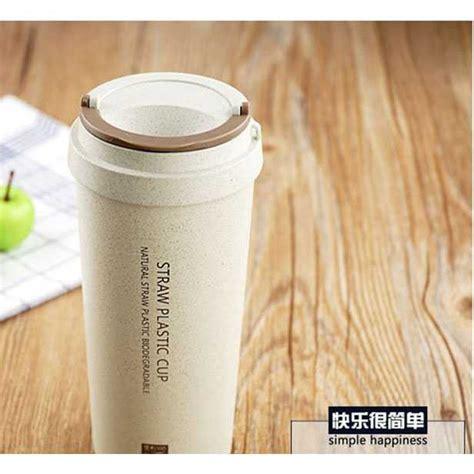 Botol Minum Coffee Cup botol minum coffee cup 400ml pink jakartanotebook