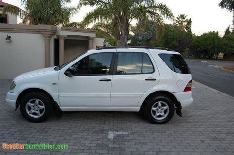 Used Mercedes Ml320 For Sale by 2000 Mercedes Ml320 Used Car For Sale In Buffalo City