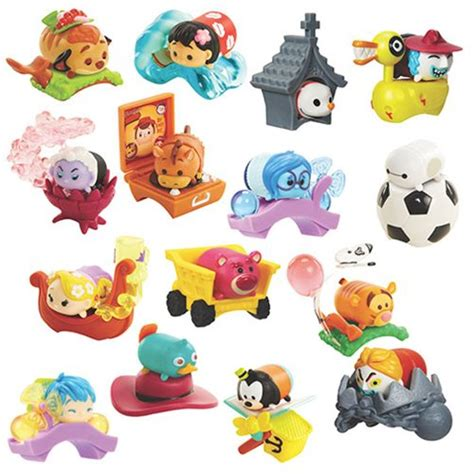 Mickey Mouse Blind Pack disney tsum tsum blind pack mini figures wave 4