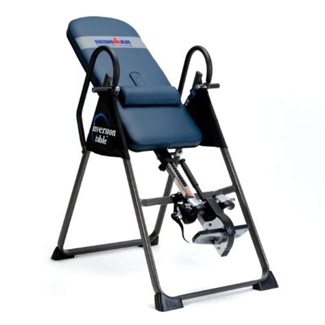 ironman gravity 1000 inversion tables therapy machine
