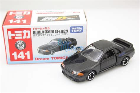Promo Tomica Initial D Ae86 Trueno White takara tomy tomica initial d trueno ae86 skyline gt r 3x set diecast car ebay