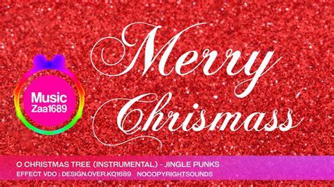 o christmas tree instrumental jingle punks youtube