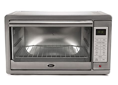 Oster Versatile Countertop Oven by Oster Tssttvxldg Large Digital Toaster Oven Stainless Steel New Ebay