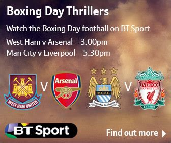 man city vs arsenal boxing day friendly match fifa 18 bt com festive bt sport amazing games in december