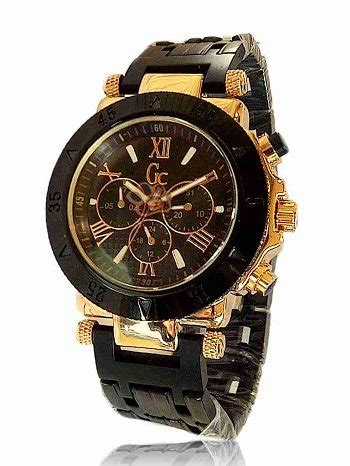 Spesial Promo Jam Tangan Pria Gc Chrono Murah Best Seller jam tangan premium gc stainless steel gold and murah