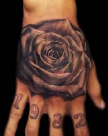mens tattoos 187 rose tattoos for men