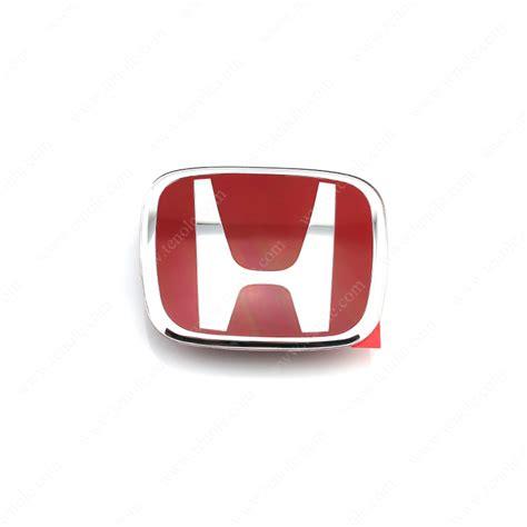 Emblem Honda 11 honda emblem 75700 s5t e11 honda emblems car emblems