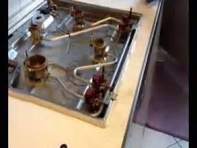 piezoelettrico piano cottura rimontare piano cottura