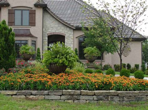 landscaping kansas city professional residential landscaping by rosehill gardens