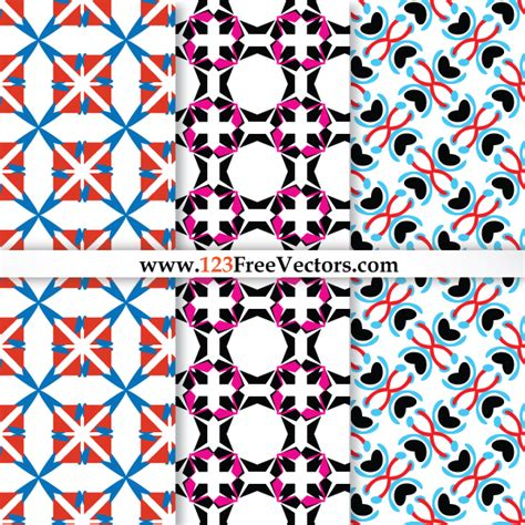 vector pattern deviantart decorative pattern background vector by 123freevectors on