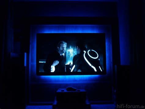 Bild Mit Led Hintergrundbeleuchtung by Led Hintergrundbeleuchtung Cinewall Doityourself