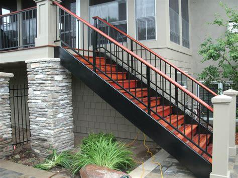 custom banisters custom railing 2 dakotaunlimited