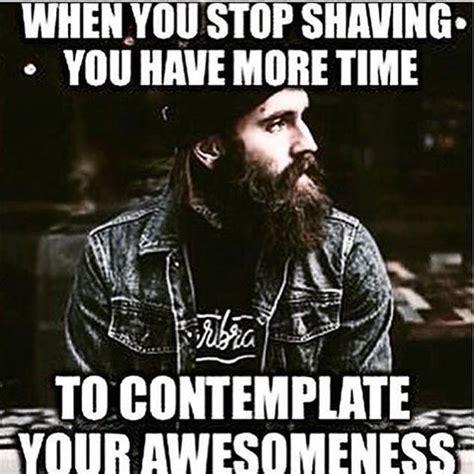 Beard Shaving Meme - 25 best ideas about beard humor on pinterest beards