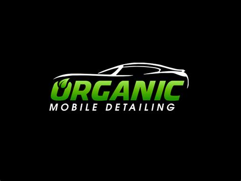 Auto Detailing Logo Ideas by It Company Logo Design For Organic Mobile Detailing By