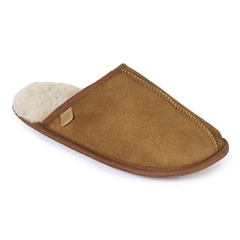 just sheepskin mens slipper boots mens donmar sheepskin slippers just sheepskin slippers