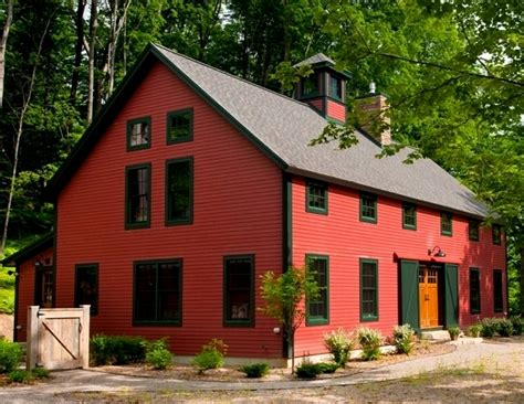 iconic barns from yankee barn homes