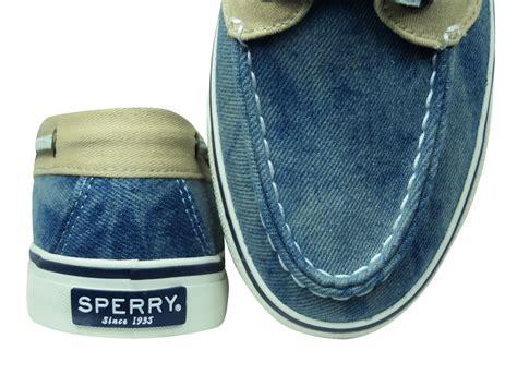 Boots Denim Galaxy sperry bahama 2 eye denim womens deck boat shoes blue at galaxysports co uk