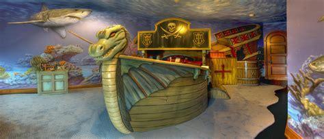 pirate ship bunk bed jason hulfish design studio