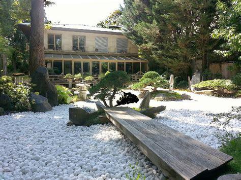 Riviere Seche Jardin by Jardin Japonais 224 Nogent Sur Marne Jardins De L Orangerie