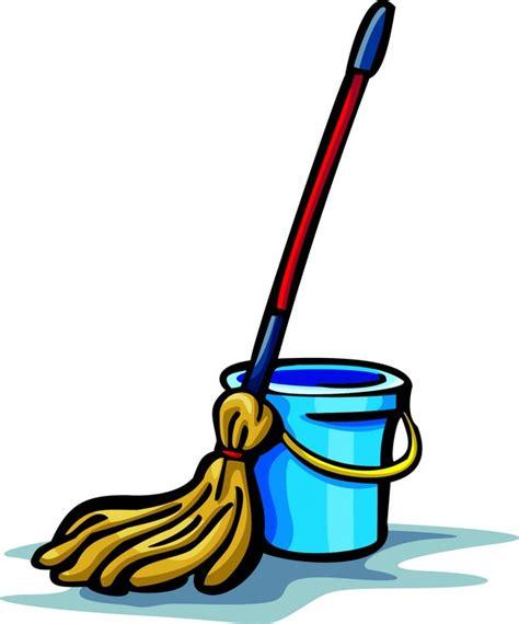 Broom And Mop Clipart broom mop clip
