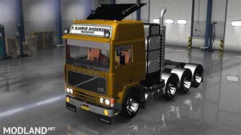 volvo american truck volvo fh10 8x4 mod for american truck simulator ats