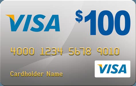 Visa Gift Card 100 Dollars - 100 visa gift card contest entertain kids on a dime