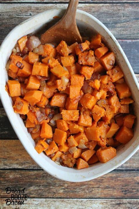 how to prepare candied sweet potatoes