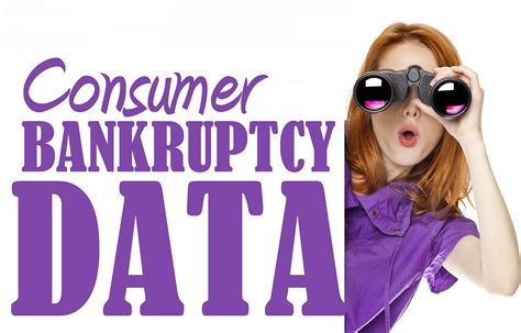 National Bankruptcy Search A Look At Consumer Banktruptcy Data Bebtexas