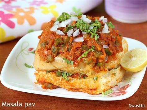 masala pav recipe masala pav recipe how to make masala pav