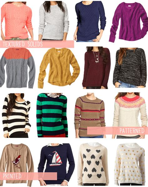 sweater pattern types different types of knit sweaters long sweater jacket